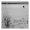 Mon petit coin de pêche (Ylliab Photo) Tags: ylliabphoto ylliab winter quebec canon canada lepaysagesimplement landscape glace blackwhite