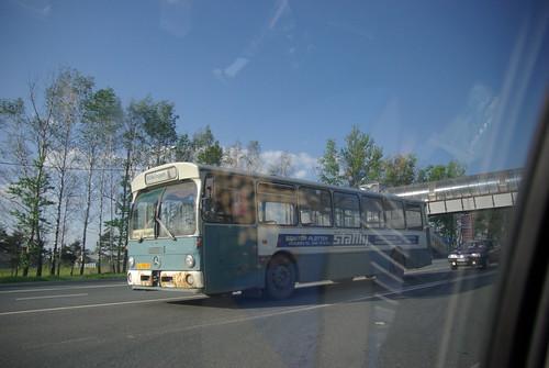 Vjazma bus Mercedes-Benz O305 АА309 67