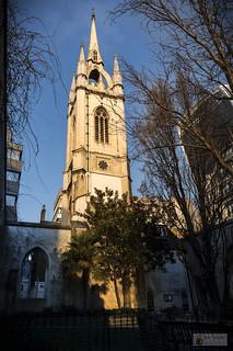 St Dunstan in the East 3