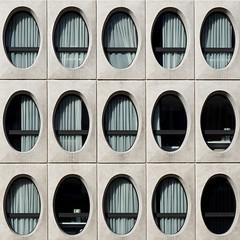 - Windows - (Jacqueline ter Haar) Tags: lille hotel windows bestwesternpremierwhy repetition graphique facade explore