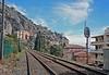 Menton frontière italienne (laurent KB) Tags: menton provencealpescotedazur rail frontière