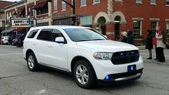 Parkersburg Police (Central Ohio Emergency Response) Tags: parkersburg west virginia police dodge durango unmarked