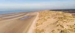 formby beach (paul hitchmough photography 2) Tags: beach formby water sand drone mavicair coastline sanddunes dronephotography aerialphotography dji paulhitchmoughphotography sea ocean landscape bay sky h