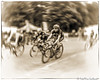 Cycling at speed (FotoFling Scotland) Tags: balloch event highlandgames lochlomondhighlandgames scotlandcycling fotoflingscotland