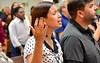 Culto Noite (Primeira Igreja Batista de Campo Grande) Tags: fotografia kilder borges ediçãokilderborges pr lucas rangel orando oração congregação orquestra coroexultação coro teus bandeira cantando louvando violino violinista flauta flautista