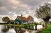 Zaanse Schans - Paisaje rural (Ventura Carmona) Tags: nederland paisesbajos netherlands noordholland holland holanda zaanstad zaandam polder koog zaanseschans venturacarmona