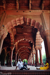 Fort Rouge, Dehli, India. (nanie49) Tags: fortrouge redfort delhi newdelhi india inde asia asie nikon d750 nanie49