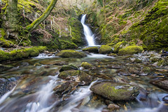Unspoilt Falls (Howie Mudge LRPS BPE1*) Tags: dolgoch falls waterfall cascade water rocks trees forest woods woodland outside outdoors greatoutdoors nationalgeographich ngc landscape nature longexposure gwynedd wales cymru uk sony sonya7ii sonyalphagang canon1740mmf4l adapter adapted lens adaptedglass sigmamc11adapter travel