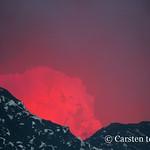 Masaya volcano - the magma in the Santiago crater thumbnail