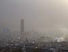 Lumière argentée sur Paris lors D'un déluge (Julianoz Photographies) Tags: nikon tempête storm idf «julianozphotographies» capitale europe france paris montparnasse