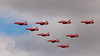 The Red Arrows (Tony Howsham) Tags: hawk display formation tattoo international fairford raf force air royal royalairforce arrows red 150500 sigma 70d eos canon