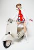 Vespa (RockWan FR) Tags: fashionroyalty shesnotthere poppyparker vespa integritytoys mod twiggy