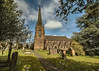 St.Mary the Virgin and St.Chad, Brewood, Staffordshire. (ricsrailpics) Tags: uk staffordshire brewood parishchurch tower spire 2018