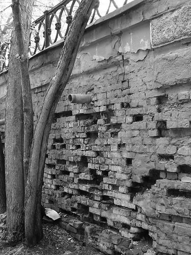 Старинная стена ©  ayampolsky