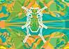besouros juntos-19 (Allan Rodrigo) Tags: besouro besouros beetle psicodelia animação artevetorial artedigital vetor vector illustration color mushroom lsd