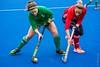 Women's hockey: England vs Ireland (FlickrDelusions) Tags: sportsphotography women hockey bishamabbeynationalsportscentre englandhockey bishamabbey bisham englandvsireland sport england unitedkingdom gb