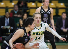 142A6261 (ROliver8236) Tags: gmu george mason university nit ncaa basketball