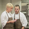 Culinary Clash 2018- LUCE-Mar 11--CulinaryClash-LUCE-Mar18--P1390138 (InterContinental San Francisco) Tags: culinary clash competition student chef arts