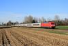 Champêtre (Lion de Belfort) Tags: train chemin de fer ic inter city br 101 badewurtemberg allemagne kenzingen 46 046 0461 hecklingen fernverkehr db ag