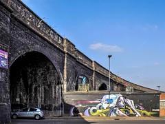 A Wall Is A Canvas (Jason_Hood) Tags: adderleystreet digbeth digbethgraffiti birmingham viaduct bordesley