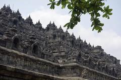 "INDONESIEN,Java, Borobudur - buddhistische Tempelanlage, 17261/9777 (roba66) Tags: reisen travel explorevoyages urlaub visit roba66 asien südostasien asia eartasia ""southeastasia"" indonesien indonesia ""republikindonesien"" ""republicofindonesia"" indonesiearchipelago inselstaat java borobodur barabudur tempelanlage tempel temple yogyakarta ""mahayanabuddhismus"" ""buddhisttemple"" buddha relief statue bauwerk building architektur architecture arquitetura kulturdenkmal monument fassade façade platz places historie history historic historical geschichte"