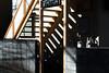 Stairs (Yuta Ohashi LTX) Tags: nikon ニコン d750 58mm f14 voigtlander nokton ノクトン フォクトレンダー 単焦点 focallens light shadow contrast 影 コントラスト