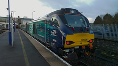 68008 - Banbury - 23/2/15 (A Neds Perspective) Tags: class68 banbury chilterntrains