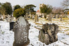 Ramsgate Cemetery - Tombs & Chapel 5 (Le Monde1) Tags: ramsgate kent england ramsgatecemetery county graves tombs tombstones headstones lemonde1 nikon d800e dumptonpark snow georgegilbertscott nonconformist anglican twin chapels