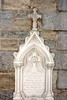 St. Catharine of Alexandria Pastor Memorial (Jay Costello) Tags: stcatharineofalexandriacathedral stcatharineofalexandia cathedral church romancatholic god worship religion architecture stcathaineson stcatharines ontario canada ca on marble white carrara cross