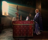 Liturgy of the presanctified hosts (Vojislav Luković) Tags: orthodox priest pravoslavlje liturgy mass altar
