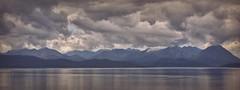 Cloudy Skye.. (Harleynik Rides Again.) Tags: isleofskye cloudporn innersound isleofraasay cuillinridge westernisles westcoast scotland highlands harleynikridesagain