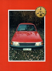1983 JB Holden Camira Sedan Car Of The Year Page 1 Aussie Original Magazine Advertisement (Darren Marlow) Tags: 1 3 8 9 19 83 1983 j b jb h holden c camira s sedan car cool collectible collectors classic v vehicle a automobile australian aussie australia 80s