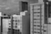 A day of boredom (MFMarcelo) Tags: sãopaulo brasil sp blackandwhite buildings city metropolis clouds canvas