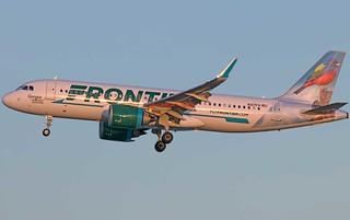 Frontier Airbus A320-251N N317FR