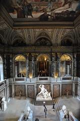 Wien, Kunsthistorisches Museum (1891), Prunkstiege