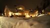Winter won't stop this year (evakongshavn) Tags: winter snow neige winterwonderland snowfall house new light white