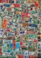 Money, Money, Money (gerard eder) Tags: world travel reise viajes money bills geld geldscheine divisas billetes moneda dinero