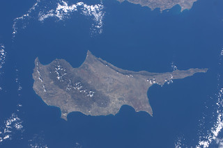 A day view of Cyprus, Aphrodite's island!