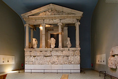 The Nereid Monument (Can Pac Swire) Tags: london england english uk great britain british unitedkingdom city centre center museum 2017aimg2027 ancient greek nereid monument greatrussell street wc1