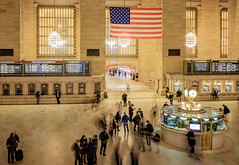 New York City (willsdad48) Tags: new york city nyc grand central station 42nd street subway train lirr cityscape travel travelphotography fujifilmxt2