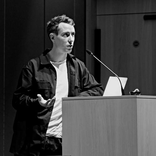 Radical Matter: seminar at London's Design Museum March 2018