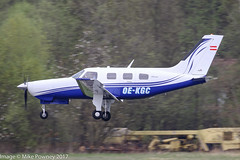 OE-KGC - 2007 build Piper PA-46-350P Malibu Mirage, arriving on Runway 24 at Friedrichshafen during Aero 2017 (egcc) Tags: 4636418 aero aerofriedrichshafen aerofriedrichshafen2017 bodensee deavh edny fdh friedrichshafen hbpra lightroom malibu malibumirage mirage n30053 n9546n oekgc pa46 pa46350p piper scheiwerotationsdruckerei