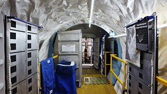 Inside a NASA Inflatable Space Habitat (Fire At Will [Photography]) Tags: inflatable space habitat expandable nasa engineering exploration technology langley research center virginia va fw fire will photography photo