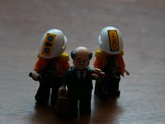 上層階 (Brickie Smalls) Tags: lego cyberpunk scifi minifigs