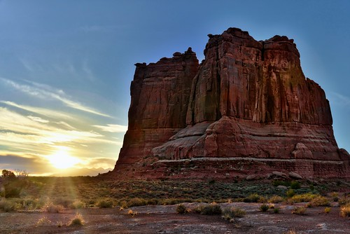 While I Have Eyes to See (Arches National Park)