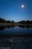 Stone. (Dimitar90) Tags: moon landscape nightscape lake stone sky stars night outdoors nature naturephotography explore canon canon6d longexposure