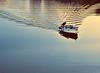 Calm (Arianeta LIB) Tags: sea boat agiosnikolaos blue crete greece