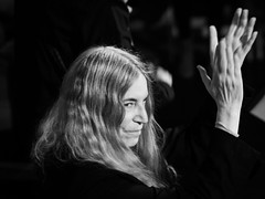 Patti Smith (Norman Rosenblum) Tags: olympusem1 75mm18