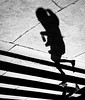 CREEP (jason Buckley.) Tags: blackandwhite bw abstract shadows silhouette streetphotography street urban walkway walk sunset sun photography people photo london light lightroom reflection building stairs winter white walkie the sky love lights darkness 5dmarkii modern exposure evening water art architecture