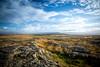 Northwest Iceland (breakbeat) Tags: icelands8111 iceland travel lonelyplanet icelandic landscape winter grass sky road